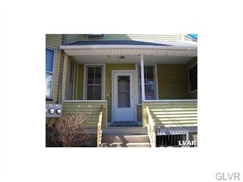Rental Homes for Rent, ListingId:33444982, location: 1229 Lehigh Street Easton 18042