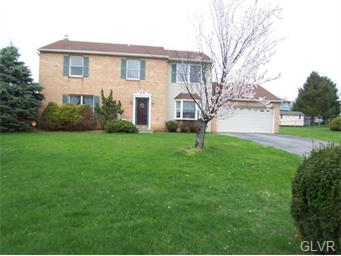 Rental Homes for Rent, ListingId:33451679, location: 2681 Esquire Court Bethlehem Twp 18020