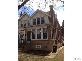 Rental Homes for Rent, ListingId:33456902, location: 2138 West Washington Street Allentown 18104