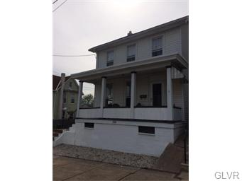 Real Estate for Sale, ListingId:33464444, location: 356 South 3rd Street Lehighton 18235