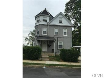 Rental Homes for Rent, ListingId:33464465, location: 1101 7Th Street Allentown 18103