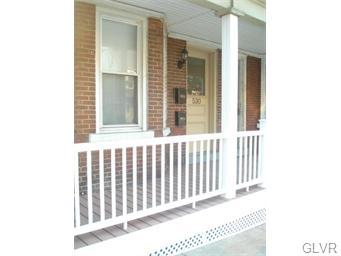 Rental Homes for Rent, ListingId:33476293, location: 530 Wyandotte Street Bethlehem 18015