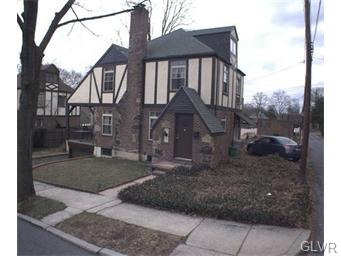 Rental Homes for Rent, ListingId:33485262, location: 9 South Glenwood Street Allentown 18104