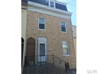 Rental Homes for Rent, ListingId:33494652, location: 514 Centre Street Easton 18042