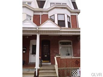 Rental Homes for Rent, ListingId:33528106, location: 1413 West Union Street Allentown 18102