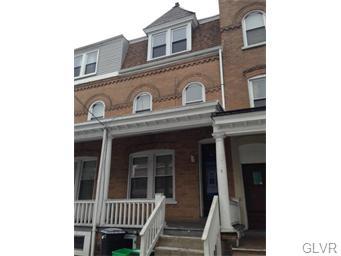 Rental Homes for Rent, ListingId:33611399, location: 218 North Madison Street Allentown 18102