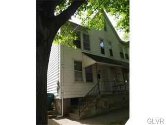 Rental Homes for Rent, ListingId:33631879, location: 929 MONOCACY Street Bethlehem 18018