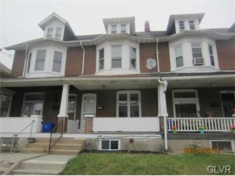 Real Estate for Sale, ListingId: 33685709, Bethlehem,PA18018