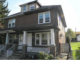Rental Homes for Rent, ListingId:33726535, location: 1409 Elliott Avenue Bethlehem 18018