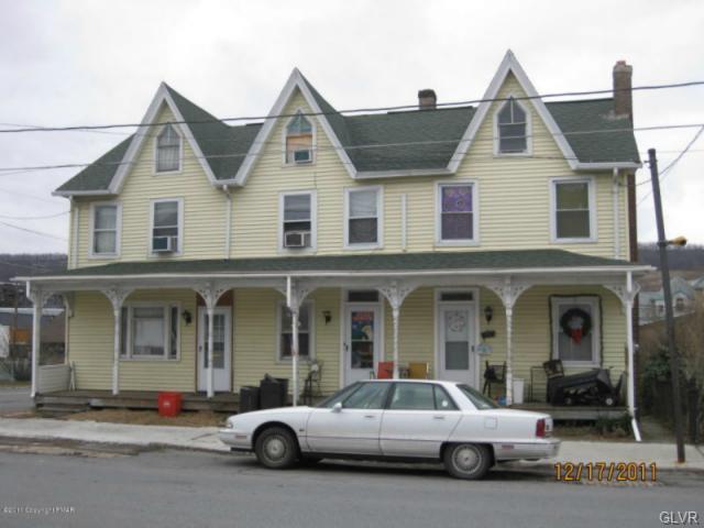 Photo of 101 103-105 East Bertsch Street  Lansford Borough  PA