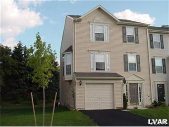 Rental Homes for Rent, ListingId:33784018, location: 4582 JASMINE Drive Upper Saucon 18034
