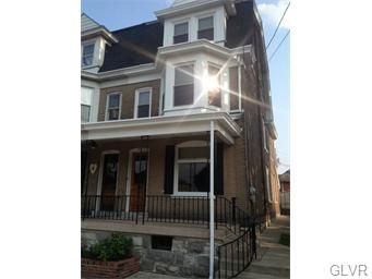 Rental Homes for Rent, ListingId:33856922, location: 713 Prospect Avenue Bethlehem 18018
