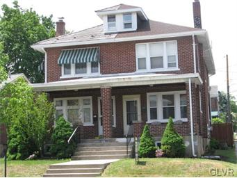 Rental Homes for Rent, ListingId:33960256, location: 630 North 23Rd Street Allentown 18104