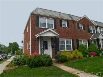 Rental Homes for Rent, ListingId:33885265, location: 902 North 17Th Street Allentown 18104