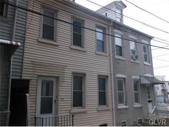Rental Homes for Rent, ListingId:33894352, location: 725 Chestnut Street Allentown 18102