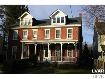 Rental Homes for Rent, ListingId:33904201, location: 235 East Church Street Bethlehem 18018