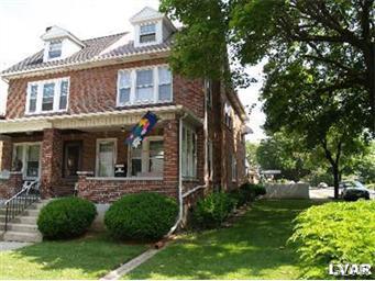 Rental Homes for Rent, ListingId:33960259, location: 2324 West Tilghman Street Allentown 18104