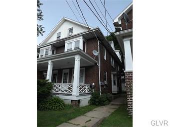 Rental Homes for Rent, ListingId:33946774, location: 714 5th Avenue Bethlehem 18018