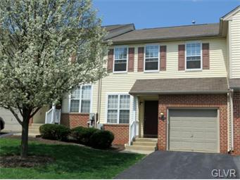 Rental Homes for Rent, ListingId:34037642, location: 7720 Cross Creek Circle Breinigsville 18031