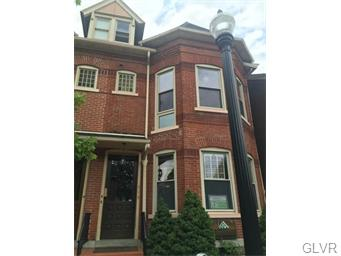 Rental Homes for Rent, ListingId:34135729, location: 210 Broad Street Bethlehem 18018