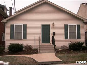 Rental Homes for Rent, ListingId:34170884, location: 1231 North 19th Street Allentown 18104