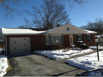 Rental Homes for Rent, ListingId:34179303, location: 4602 Darby Street Upper Saucon 18034