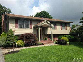 Rental Homes for Rent, ListingId:34250202, location: 4101 East Texas Road Allentown 18103