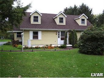 Rental Homes for Rent, ListingId:34263402, location: 4265 East Texas Road Allentown 18106