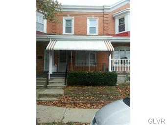 Rental Homes for Rent, ListingId:34263383, location: 336 North Fulton Street Allentown 18102