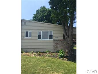 Rental Homes for Rent, ListingId:34269371, location: 1521 Elayne Street Bethlehem 18017