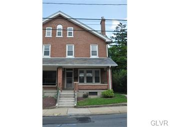 Rental Homes for Rent, ListingId:34305386, location: 113 South Main Street Coopersburg 18036