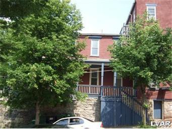 Rental Homes for Rent, ListingId:34299422, location: 46 South 7th Street Easton 18042