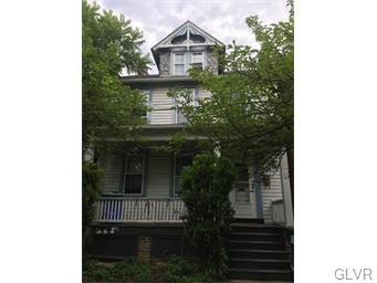 Rental Homes for Rent, ListingId:34361862, location: 75 West Laurel Street Bethlehem 18018