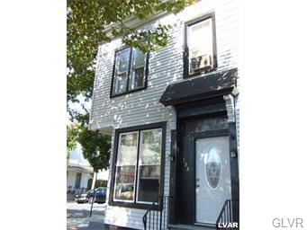 Rental Homes for Rent, ListingId:34369660, location: 133 Cattell Street Easton 18042