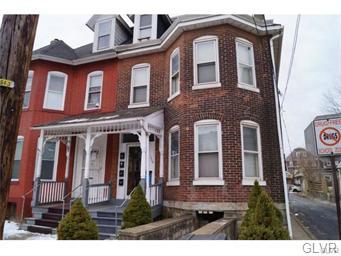 Rental Homes for Rent, ListingId:34408003, location: 1220 Bushkill Street Easton 18042