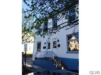 Rental Homes for Rent, ListingId:34555123, location: 118 East North Street Bethlehem 18018