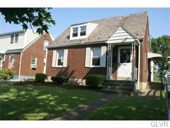 Rental Homes for Rent, ListingId:34562434, location: 827 Media Street Bethlehem 18017