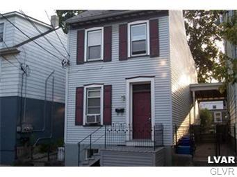 Rental Homes for Rent, ListingId:34579963, location: 110 Cattell Street Easton 18042