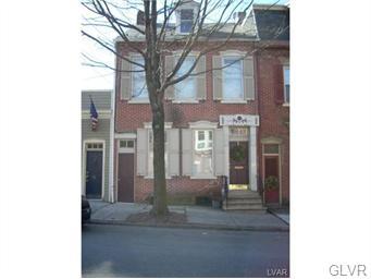 Rental Homes for Rent, ListingId:34583622, location: 328 North 8th Street Allentown 18102