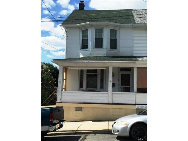 37 East High Street Schuylkill County, PA 18218