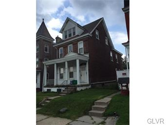 Rental Homes for Rent, ListingId:34606619, location: 712 St. John Street Allentown 18103