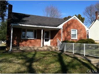 Rental Homes for Rent, ListingId:34686024, location: 437 Landis Street Coopersburg 18036