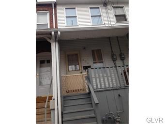 Rental Homes for Rent, ListingId:34686280, location: 436 Chestnut Street Allentown 18102
