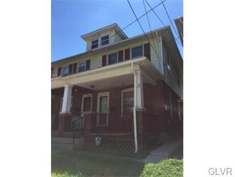 Rental Homes for Rent, ListingId:34699809, location: 2452 Forest Street Easton 18042