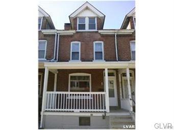 Rental Homes for Rent, ListingId:34725596, location: 723 Washington Street Allentown 18102