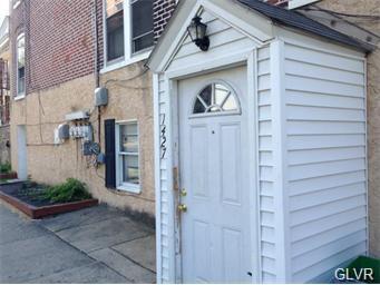 Rental Homes for Rent, ListingId:34833093, location: 1427 West Walnut Street Allentown 18102