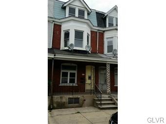 Rental Homes for Rent, ListingId:34833098, location: 1613 West Allen Street Allentown 18102