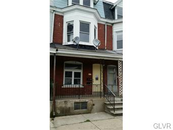 Rental Homes for Rent, ListingId:34833090, location: 1613 West Allen Street Allentown 18102