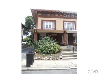 Rental Homes for Rent, ListingId:34833089, location: 31 South West Street Allentown 18102
