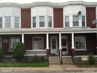 Rental Homes for Rent, ListingId:34864257, location: 1219 1/2 Allen Street Allentown 18102